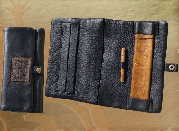 leather tobacco Pouches