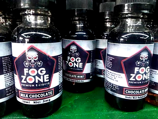 Fog Zone E-juice