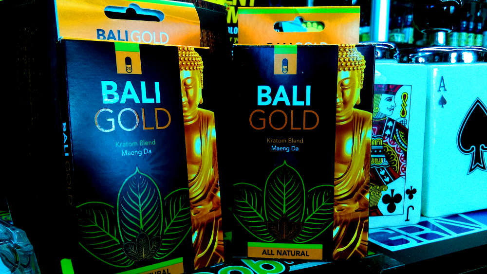 Bali Gold Kratom Kansas City