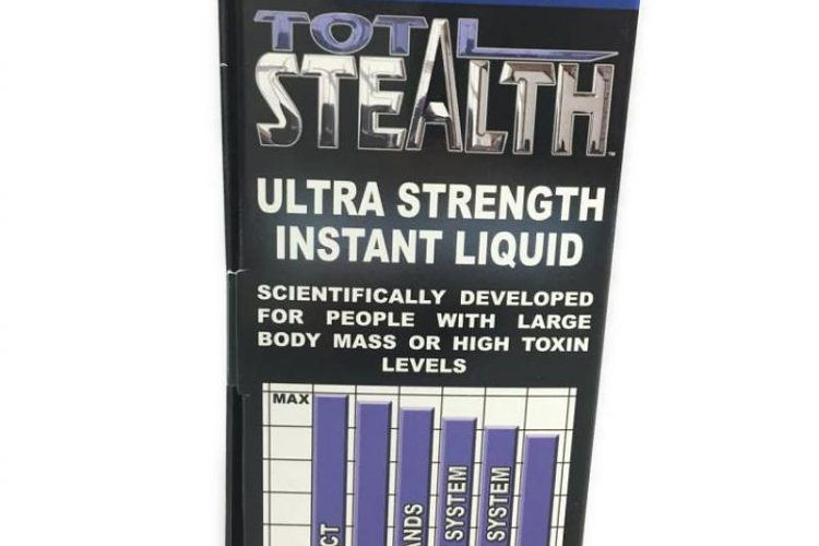 Total Stealth Detox is the best cleanser drink, it