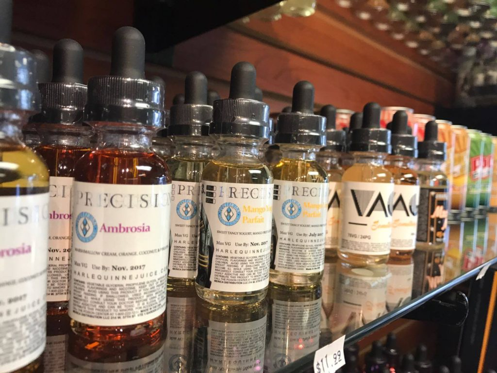 E Juice Selection in Kansas City at Lets Vape & Smoke Shop KC (3)