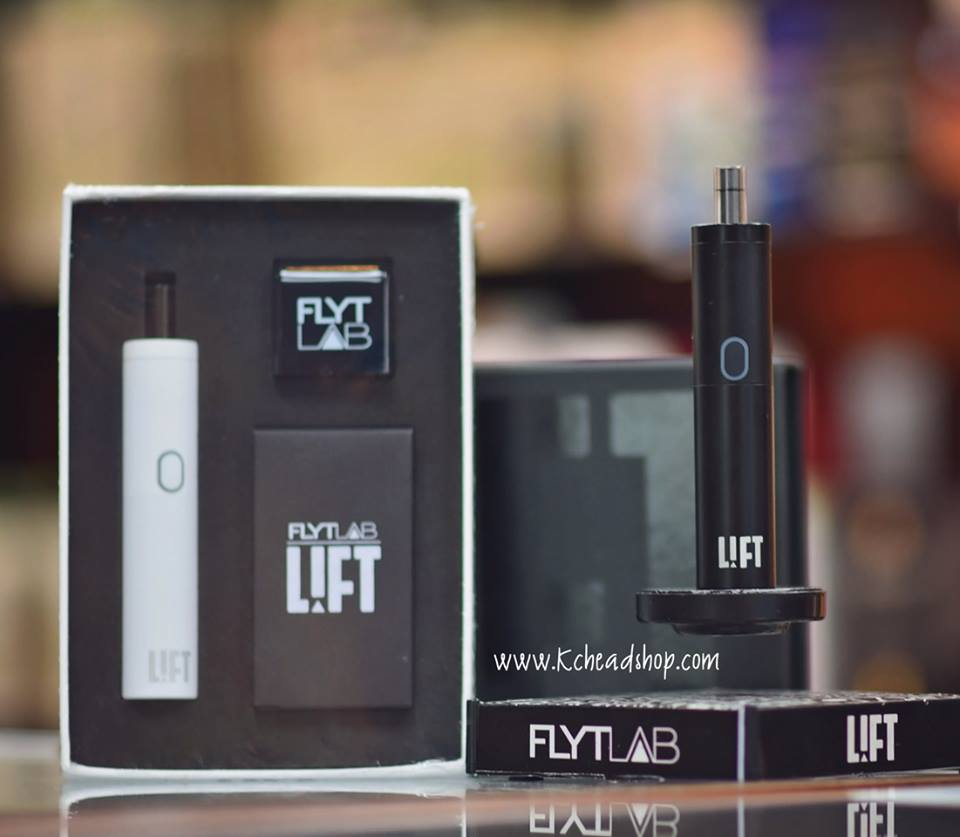 FLYTLAB Vaporizer for dry tobacco, portable Hookah