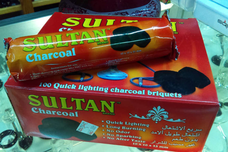 Sultan Quick Lite charcoals are one of the most positively reviewed brands of instant lighting hookah coals in the industry.  This brand provides both quality and convenience as a charcoal choice.