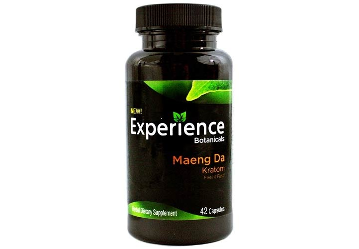 Experience Botanicals Is an established company offering high quality Maeng Da and Bali Kratom capsules.  The Experience package comes in 28 gram bottles with 6 servings at 4.55 g per serving.