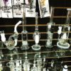 Golden Goose Is One of the Highest End Glass Blowing Companies In The United States. A Golden Goose Piece Is offers alot of style and benefits of modern glass blowing technol