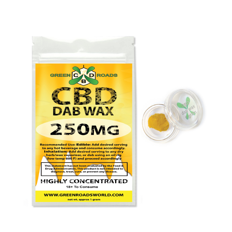 Green Road CBD Wax in Kansas City