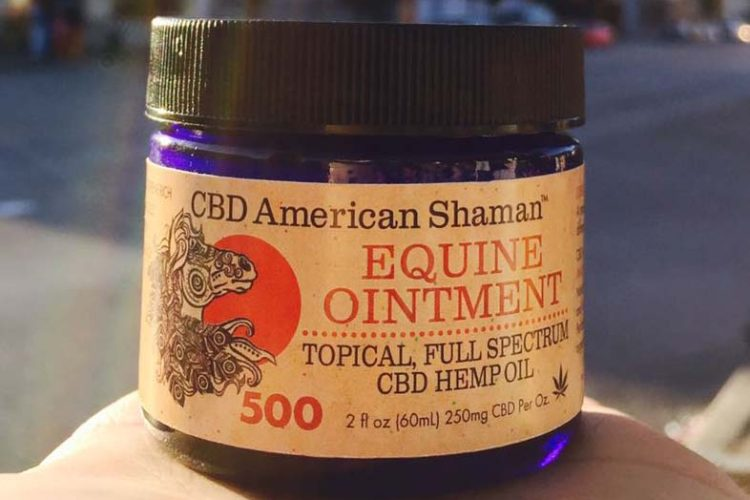 "Full Spectrum CBD Hemp Oil soothes sore muscles. American Shaman Ointment is Creamy and never greasy. American Shaman's Equine anti-inflammatory cream is 100% Organic and Terpene Rich! It uses the ""HIGHEST QUALITY HEMP OIL AVAILABLE"" containing high amounts of CBD (Cannabidiol) 100% Natural-Pure CO2 Extract. It is Non GMO Hemp and has No Heavy Metals […]"