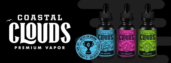 Coastal Clouds E Juice