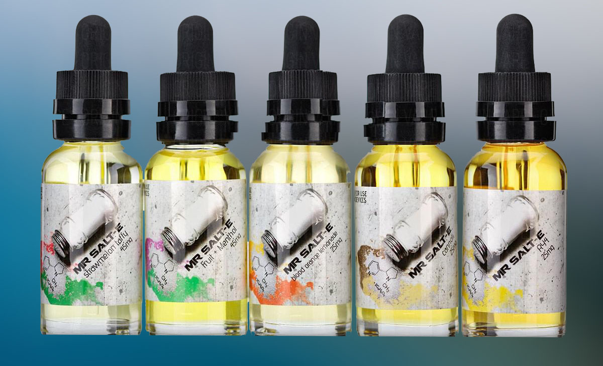 Mr Salt E eJuice