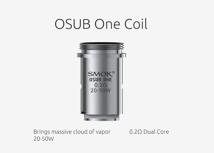 Smok OSUB One Vape Kit Coil
