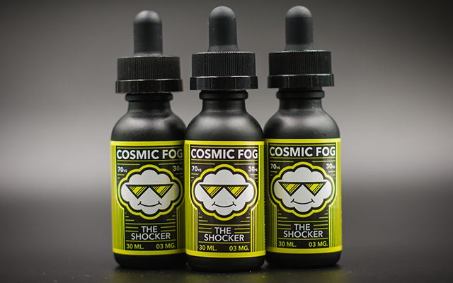 Cosmic Fog E liquid shocker-main