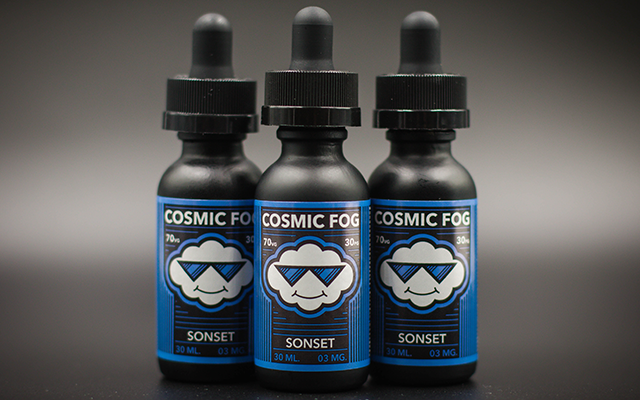 Cosmic Fog E liquid sonset-main