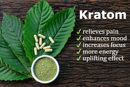 kratom extract benefits