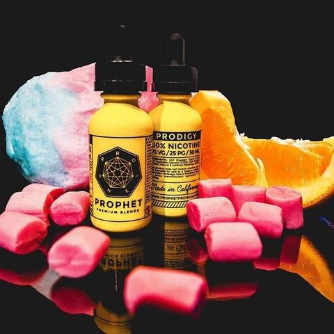 Prophet E Juice is the perfect line with a selection of blends that are packed with flavor and purpose.