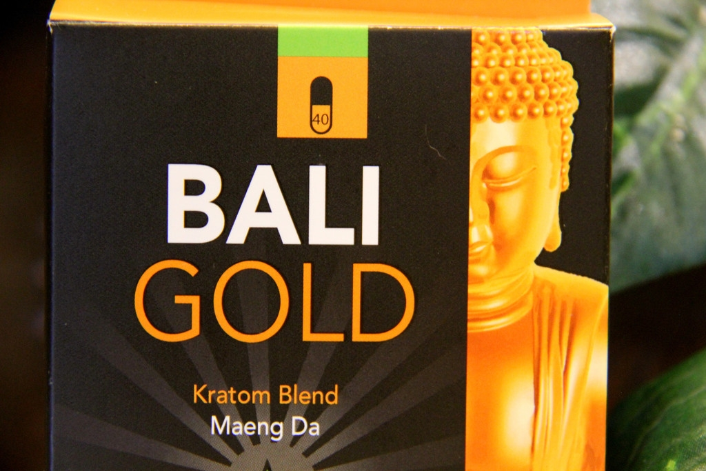 Bali Gold Kratom in Kansas City