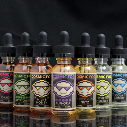 Cosmic Fog E liquid | LETS VAPE & SMOKE SHOP KC