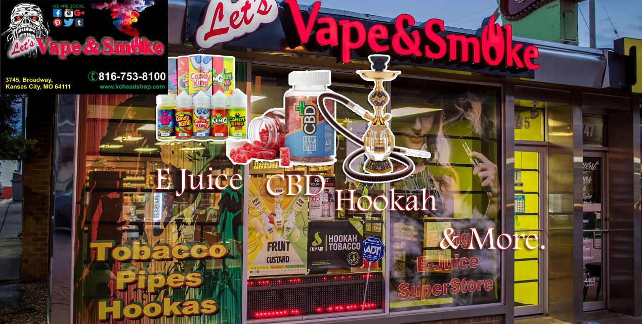 vape and smoke shop kc
